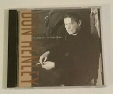 DON HENLEY THE END OF THE INNOCENCE CD