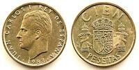 Spain-Juan Carlos I. 100 Pesetas 1983. Madrid. SC/UNC. Escasa.