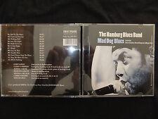 RARE CD THE HAMBURG BLUES BAND / MAD DOG BLUES /