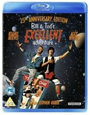 Bill and Teds Adventure Blu-ray DVD Region 2