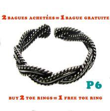 Bague de pied argent 925 / Toe ring sterling silver 925
