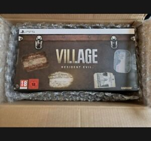 [Brand New & Sealed] PS5 Resident Evil 8 Village Limited Collector's Edition