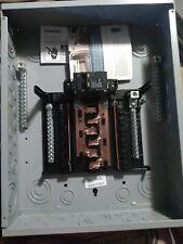 Siemens Pn 1224b1100c Pn Series 100 Amp Main Breaker Load Center No Cover