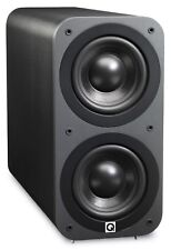 Q Acoustics 3070s Sub woofer active speaker BGRADE Graded Stock-GRADE 2 GRAPHITE