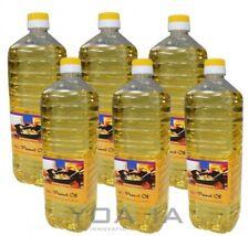 (4,17€/1l) [ 6x 1000ml ] Erdnussöl / Arachide Olie / Peanut Oil KV