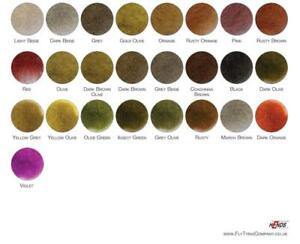 Hends Hare Dubbing for Fly Tying   Multiple Colours Available