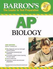 Barron's AP Biology 2008 (Barron's How to Prepare for the Ap Biology  Advanced
