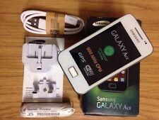 Samsung GALAXY Ace GT-S5830i - Blanco (Desbloqueado) Nuevo + Garantía + Modelo de Reino Unido