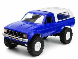 RC 1/16 Truck TOYOTA Pick Up 4X4 RC Rock Crawler *RTR* Blue