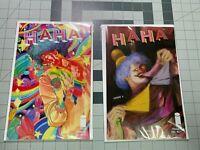 A 1992 #1-4 Image Comics Silvestri Silvestri W Cyberforce Mini-Series