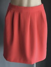 "Fab NWOT Watermelon COUNTRY ROAD ""Tucked Bell"" Mini Skirt Size 8"