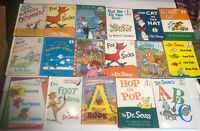 Dr Seuss Beginner Books Lot Of 17 Preowned Good Condition