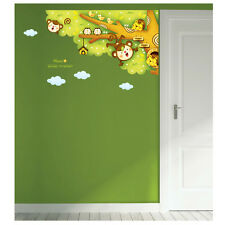 Removable Art Vinyl Decal Stickers Kids Room Home Wall Sticker for wall art OWL