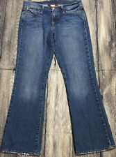 Women's Lucky Brand Jeans Sweet N Low Short Distressed Medium Wash Size 6