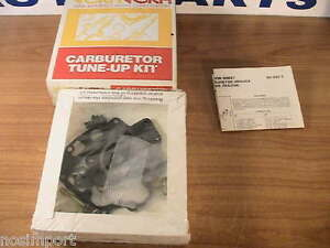 Mazda 626 Carburetor Repair Kit  Nikki 2-barrel  1979-1980