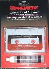 K7 / CASSETTE AUDIO nettoyante - cleaning + LIQUIDE