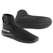 NEW Dacor 5mm Boot, Scuba Diving Snorkeling Booties, Wetsuit Neoprene Dive Boots