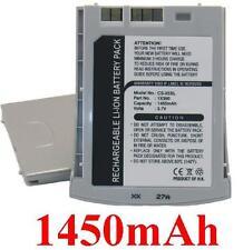 Batterie 1450mAh type 1X390 Pour Dell Axim X5