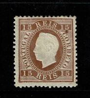 Portugal SC# 38, Mint Hinged, Hinge Remnants - S4801