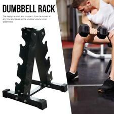 Rack Black Shelf Weight Holder Storage Home Dumbbell Rack Holder Durable Gym