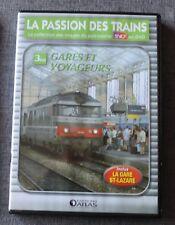 La passion des trains, gares et voyageurs - vol 3 bis, DVD