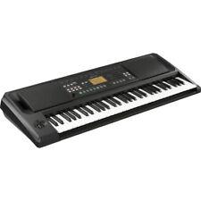 Korg Ek-50 Entertainer Keyboard, Onboard Speakers, 61 Keys, Black