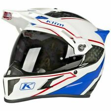 KLIM ADVENTURE HELMET KRIOS VALIANCE DUAL SPORT FULL FACE ADULT 2XL  SALE!!!