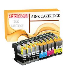 10 Compatible Ink For Brother LC-223 MFC-J5620DW J5625DW J5720DW DCP-J4120DW
