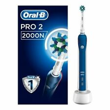 Oral-B Pro 2 2000N CrossAction Electric Rechargeable Toothbrush
