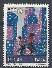2000 ITALIA ANNO FELLINIANO MNH **