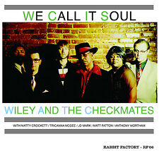 Wiley and the Checkmates - We Call It Soul LP