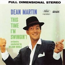 This Time I'm Swingin'! by Dean Martin (CD, Nov-2005, Collectors' Choice Music)