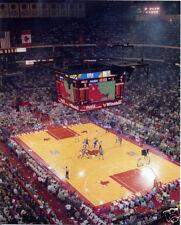CHICAGO STADIUM 1992 NBA PLAYOFFS CHICAGO BULLS VS NEW YORK KNICKS 11x14 PHOTO