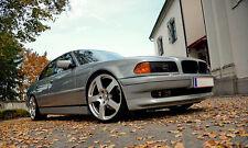 BMW 7 Series E38 Gloss Shine Black Shadow Kidney Sport Front Grill Sedan M 95-01