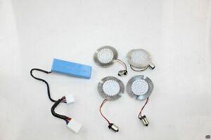 Harley Davidson Sportster XL883 2000 LED Turn Signal Kit Custom Dynamics