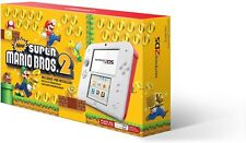 Nintendo 2DS New Super Mario Bros 2 Limited Edition Red  Handheld System