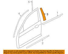 FORD OEM Front Door-Applique Window Trim Right 6E5Z5420554AA