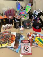 $100 VALUE MYSTERY BAG LOOT CRATE MINI MASTER MARVEL COMICS sideshow hot toys