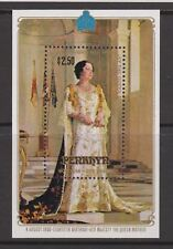 Queen Mother 80th Birthday 1980 MNH Stamp Sheet Penrhyn $2.50