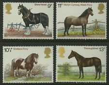 Great Britain   1978   Scott # 839-842    Mint Never Hinged Set