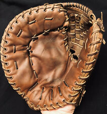 Vtg 1970s Rawlings Steve Garvey Heart of the Hide Baseball Glove 1B Mitt XFB1