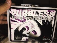 Messiah Limited Edition Wireless SNES Controllers Lunch Box BNIB