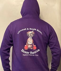 "Cornwall and South Devon Boxer Rescue ""Johnny"" Hoody - Unisex"