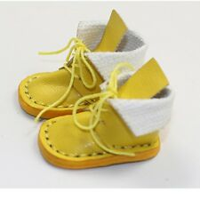 """[wamami] Yellow Martin Boots 12"""" Doll 1/6 Doll Doll Trend Shoes"""