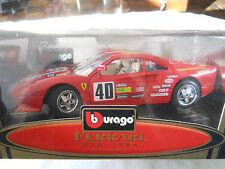 1984 Ferrari GTO Burago Special Collection 1:18 Diecast