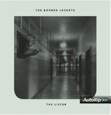 THE BOMBER JACKETS - THE LISTER  VINYL LP NEU
