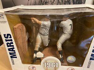 "McFarlane MLB Roger Maris/Mickey Mantle ""61""."