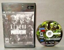 Aliens Vs. Predator - Sony PlayStation 3, PS3 Game - Tested / Works