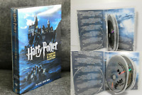 Harry Potter: Complete 8-Film Collection DVD (8-Disc Set, 2011) Best Gift