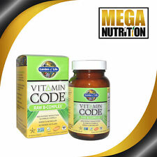 Garden of Life Vitamin Code Raw B-Complex 60 Vegan Caps Probiotics Enzymes